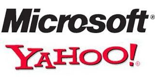 Alianza Yahoo Microsoft