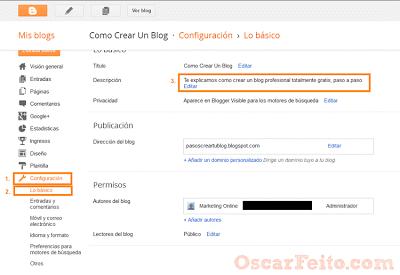 crear blogspot gratis