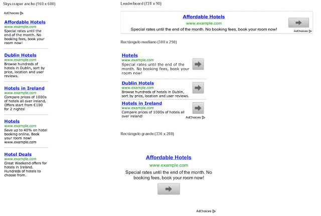 Google AdSense - Dinero Web