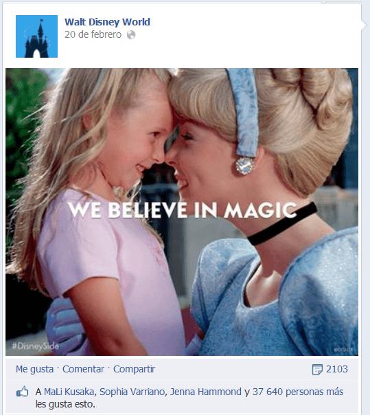 Conectar Publicaciones En Facebook
