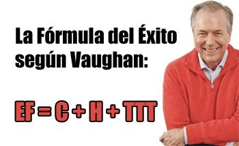 Richard Vaughan Éxito