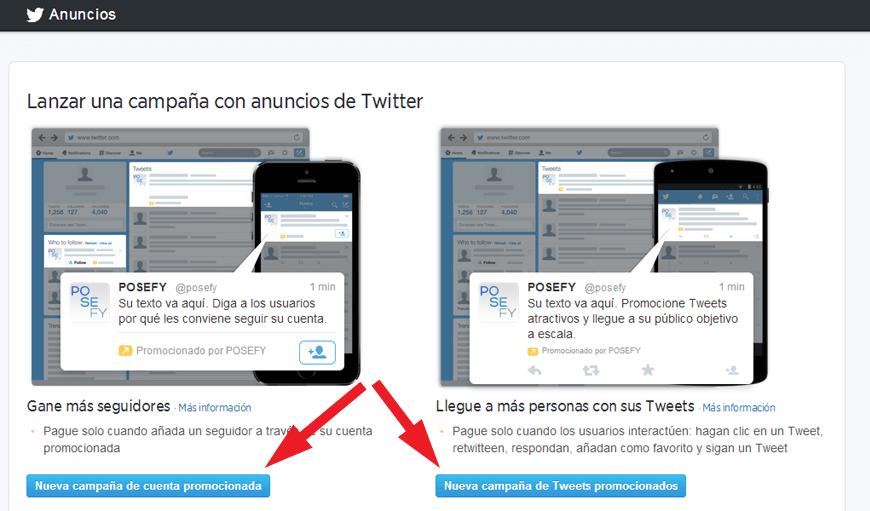 Twitter Ads En Español