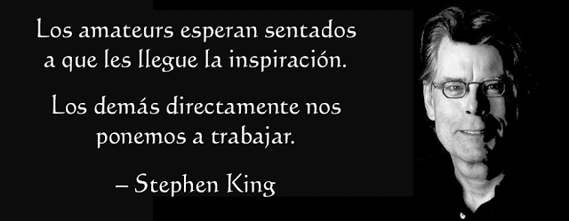 Frase Stephen King