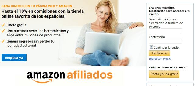 Marketing de Afiliados con Amazon
