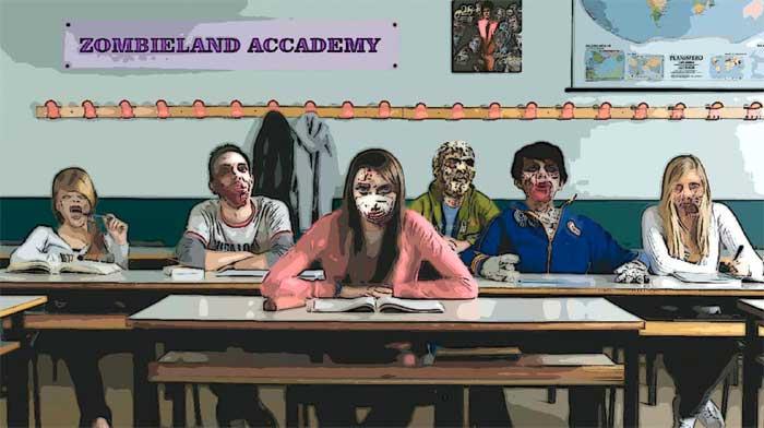 Academia de Zombis