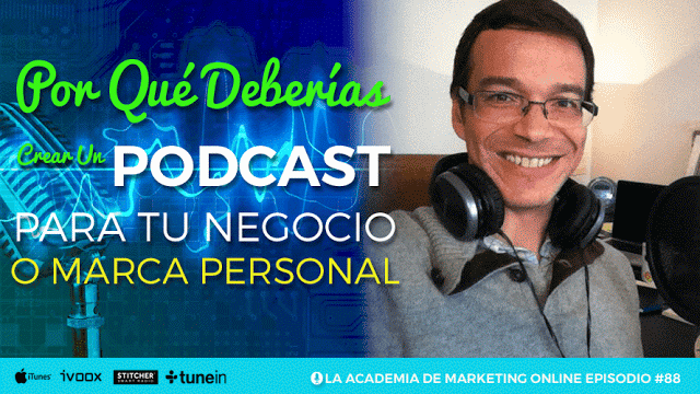 hacer un podcast