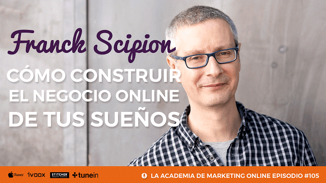 Franck Scipion Entrevista