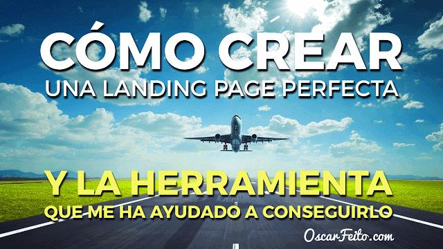 Landing Pages Herramientas