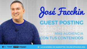 Marketing Online Con Jose Facchin