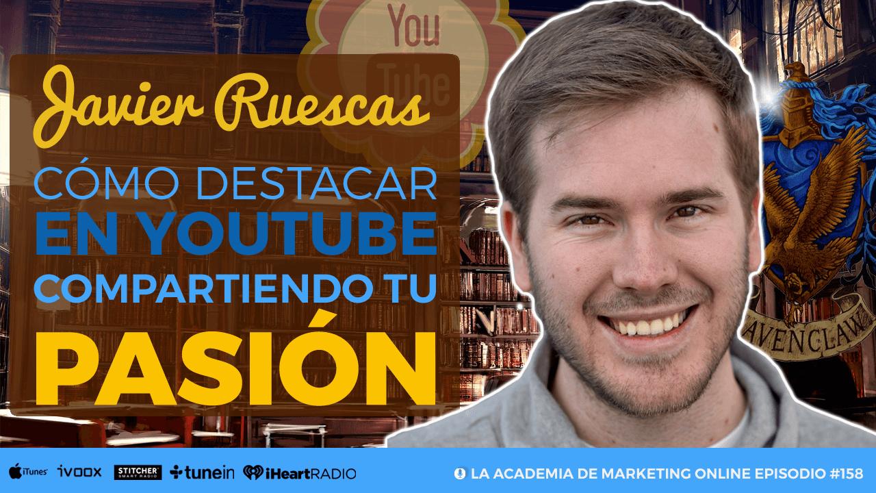 Javier Ruescas: Como Ser YouTuber