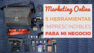 Herramientas de Marketing Online