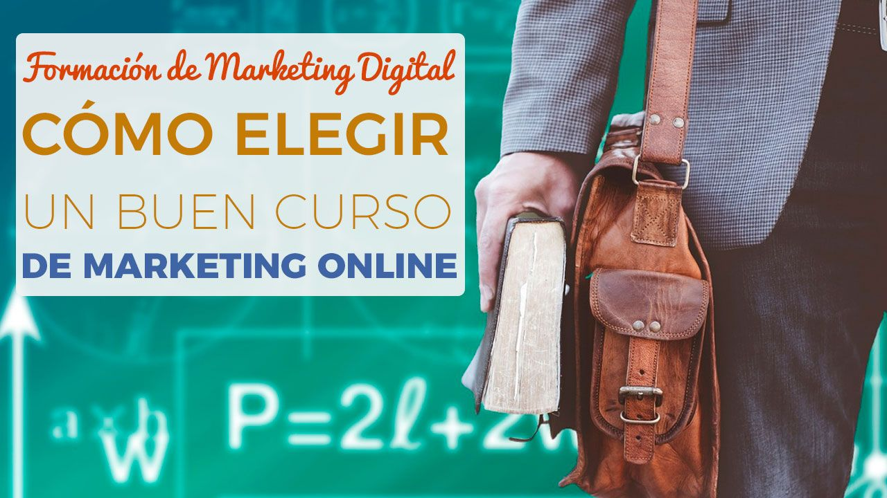 Cursos De Marketing Online