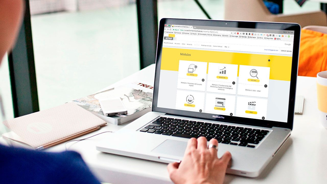 Escuela De Marketing Online Barata