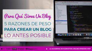 Blog Para Que