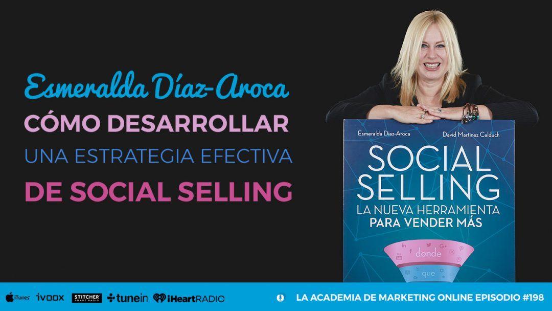 Oscar Feito: podcast como desarrollar estrategia efectiva Social Selling