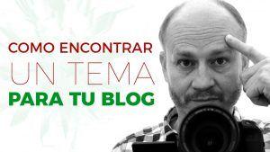 Crear Un Tema Para El Blog