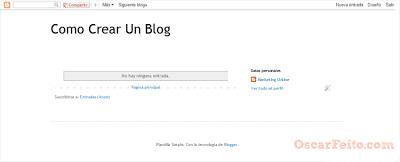 Aprende a Crear Un Blog Gratis