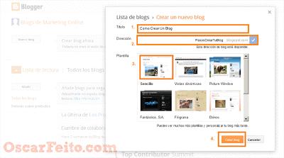 Como Crear Un Blog Desde Cero