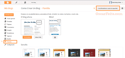 Crear Blog Gratis