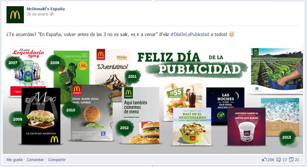 Publicaciones En Facebook