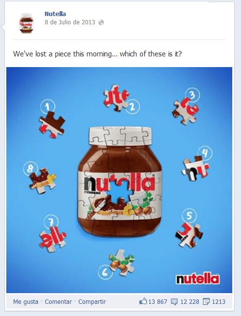 Juegos En Las Publicaciones De Facebook