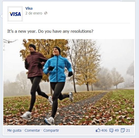 Publicaciones De Visa En Facebook
