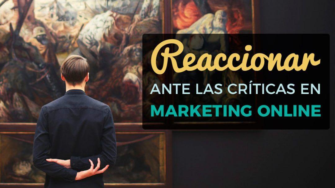 Criticas En Marketing Online
