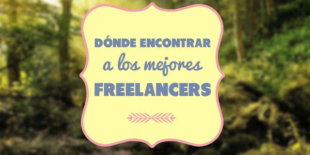 Los mejores Freelancers