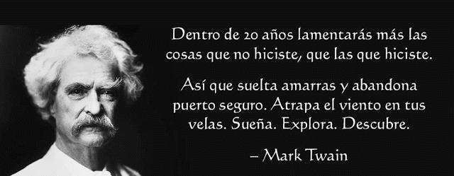 Frase Mark Twain