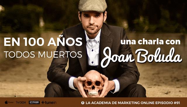 Joan Boluda Entrevista