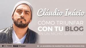Claudio Inacio Blogging