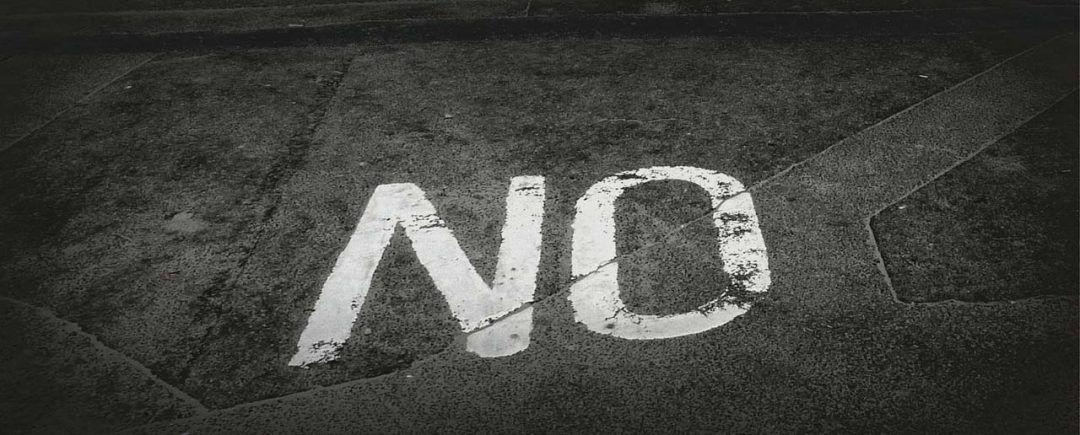 Saber Decir NO
