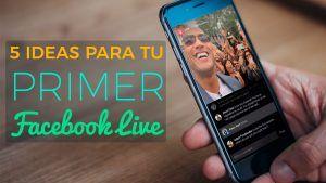 Primer Facebook Live