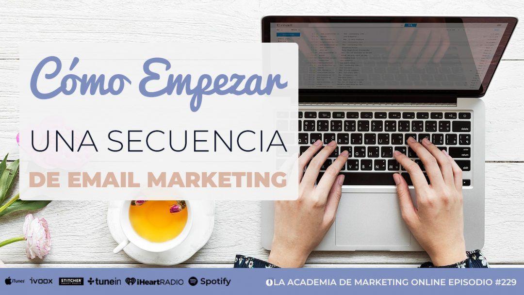 Secuencia De Email Marketing