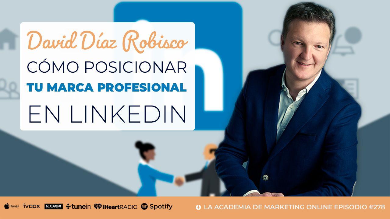Marca Profesional En LinkedIn