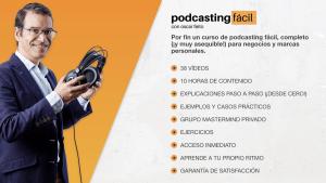 Curso de Podcasting para Negocios y Marcas Personales